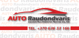 Auto raudondvaris